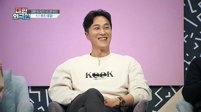 """'South Korean Foreigner' Yang Jae-woong """"Park Myung-soo shows off masculinity, sexual function seems to be separated"""""""