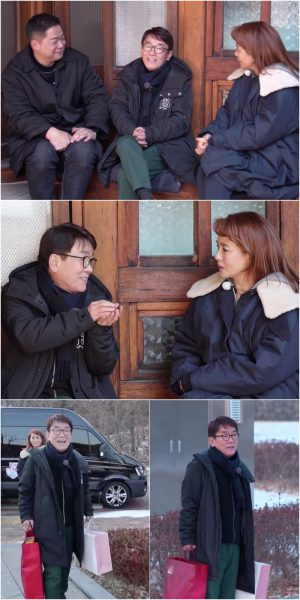 'Love on the Air' Kim Kook-hwan, reunion success with the boarding house aunt?