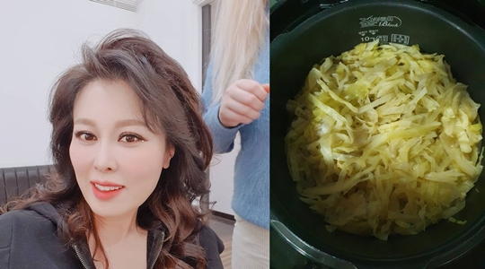 "'32kg weight loss' Hong Ji-min's diet for weight loss ""cabbage rice"""