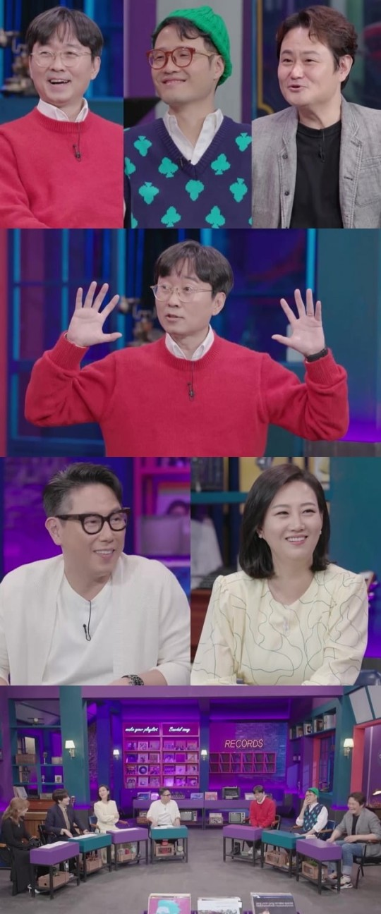"'Mysterious Record Shop' Jo Jeong-chi ""My wife Jeong-in earns 3 times more than me"""