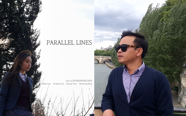 'Parallel Lines' transformed into a feature film... Director Choi Kyung-hyun and author Kim Hwang-seong will cooperate