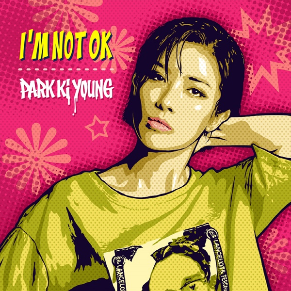 Park Ki-young established her own agency… New song 'I'm not okay' comeback