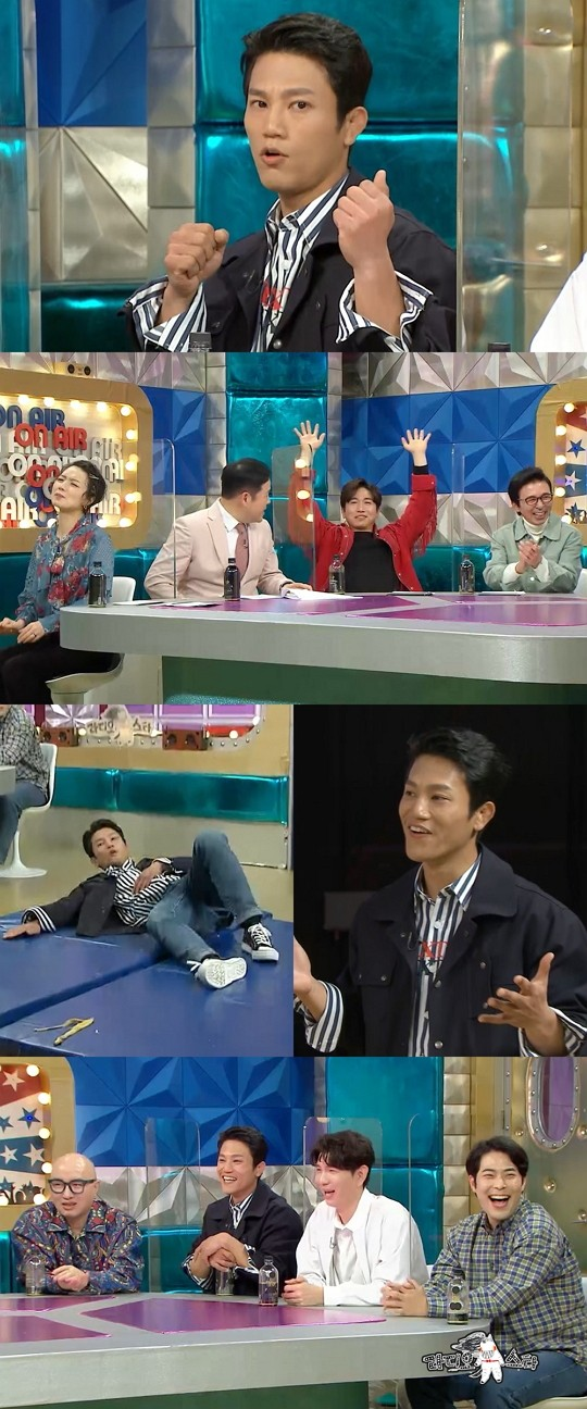 """'Radio Star' Jo Joon-ho """"London Olympics decision overturns, feelings of falling after being granting the admission to Seoul National University"""""""