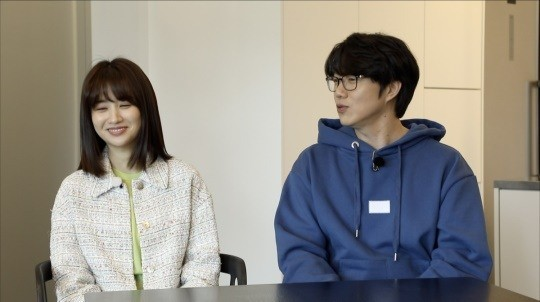 "Park Ha-sun ""Honor"" to listen Seong Si-kyung's cover song (Seoul House)"