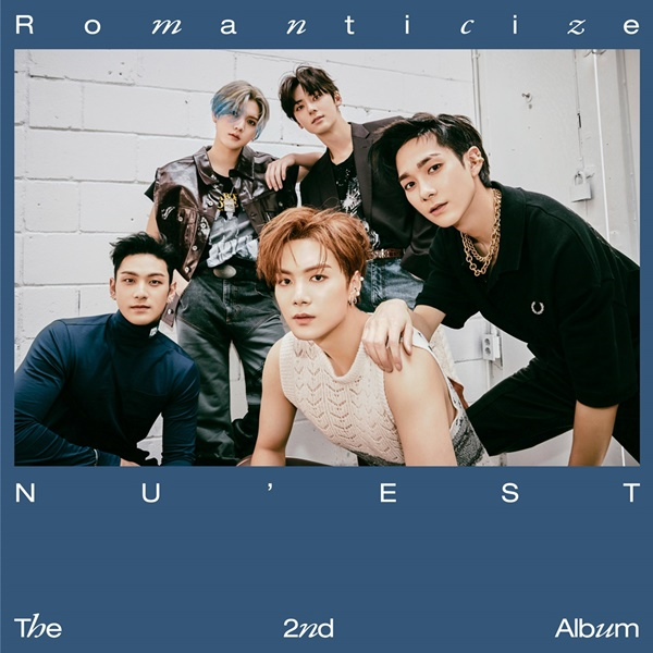 """'Comeback' NU'EST """"I will keep showing you a new look"""""""