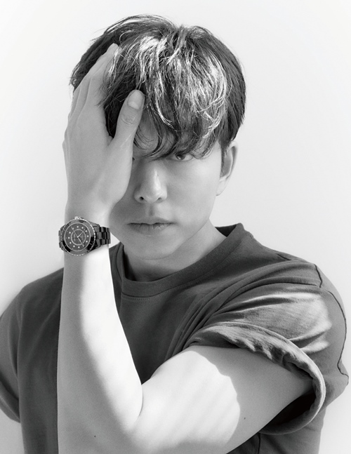 Gong Yoo selected as an ambassador for Chanel Watch & Fine Jewelry