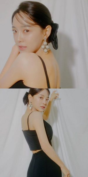 Kim Se-jung, mature beauty turned into a white lease