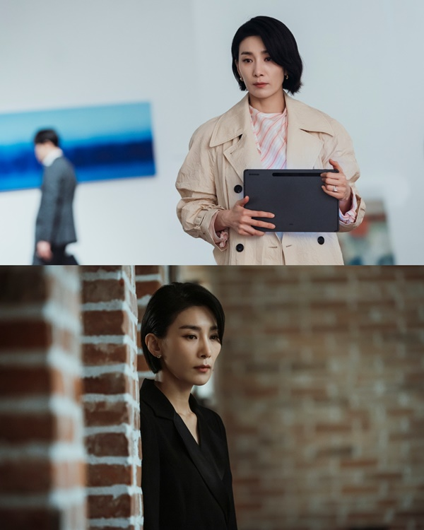 """'Mine' Kim Seo-hyung """"I feel interested in the way I go to'my' through the other party."""""""