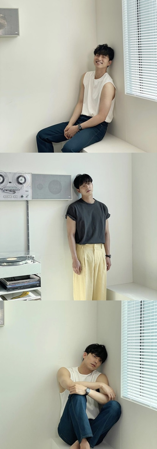 Gong Yoo showed off his luxury visual
