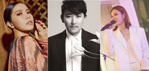 Lee Seung-cheol, Gummy-Solar join the judges of KBS' new audition 'New Singer'