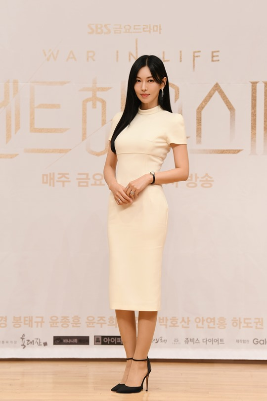 """'Penthouse 3' Kim So-yeon """"Surprised by the season 3 script, 'Seo-jin, you can't do this'"""""""