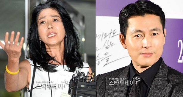 """Kim Bu-seon apologizes for denouncing Jung Woo-sung, """"Critique the mistakes of the Moon Jae-in's government with the same standards"""""""