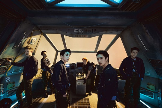 EXO, today (7th) special album release... Pre-orders exceed 1.22 million copies