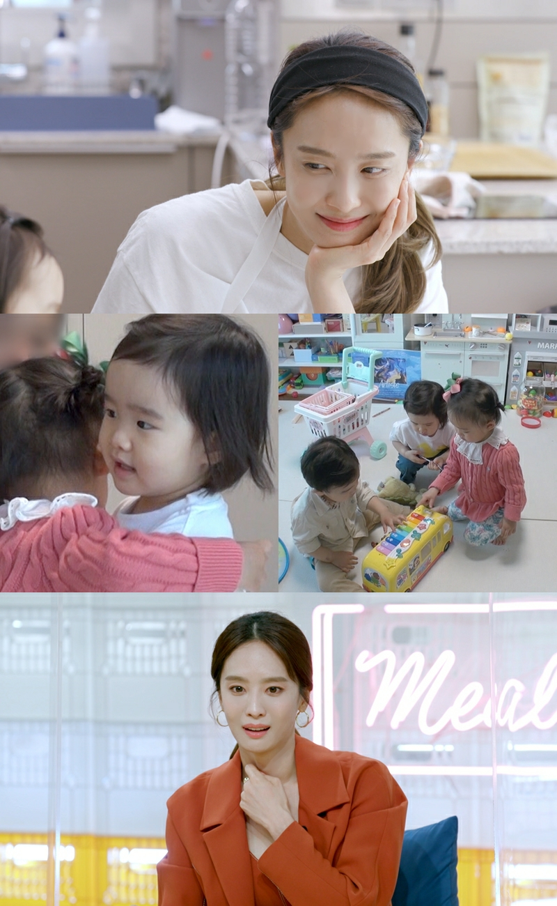 """'Funstaurant' Lee Kyung-gyu """"Park Jung-ah's daughter, Ah-yoon, is a proud baby who knows broadcasting well"""""""
